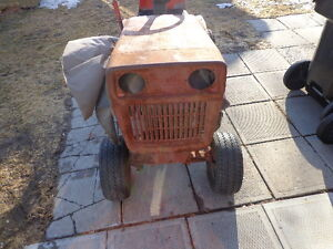 tracteur a gazon Bolens