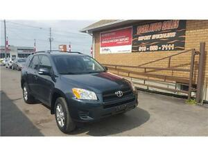 2009 Toyota RAV4 ****4WD**** ONLY 154 KMS*****4 CYLINDER******