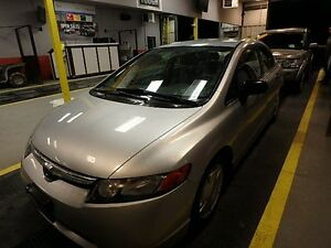 2008 Honda Civic DX Just inspected by Honda - amazing shape!