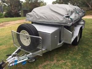 Custom Off Road Family Camper Golden Grove Tea Tree Gully Area Preview