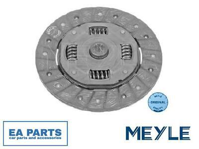 Clutch Disc for OPEL MEYLE 617 200 1401
