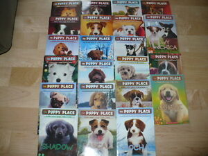 Lot of Puppy Place Novels London Ontario image 1