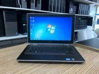 Dell Latitude E6320 Core i5-2520M 2.50GHz 4GB Ram 320GB HDMI Win 7 Laptop