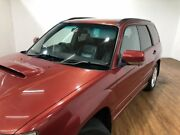 2006 Subaru Forester 79V MY06 XT AWD Luxury Burgundy 4 Speed Automatic Wagon Kingsgrove Canterbury Area Preview