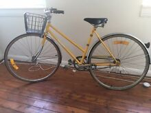 Vintage Bicycle // Restored // Good condition (Yellow) Bellevue Hill Eastern Suburbs Preview