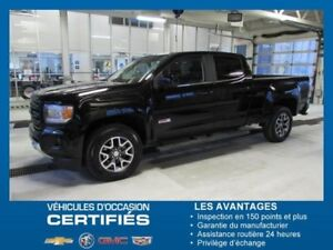 2016 GMC Canyon ENSEMBLE ALL TERRAIN