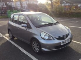 2006 Honda Jazz Automatic in Brown Silver, Low Mileage, Service History, HPI Clear and Long MOT