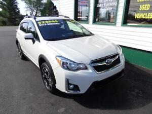 2016 Subaru Crosstrek 2.0i w/Touring Pkg only $223 bi-weekly!