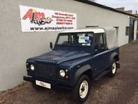 LAND ROVER 90 DEFENDER 2.4 TDI 2009 PICK UP