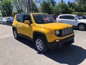 Jeep Renegade north awd a/c mags 2015