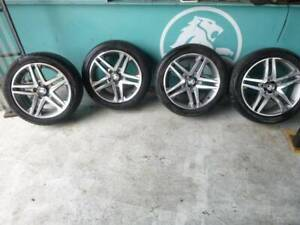 Holden Commodore VE SS Wheels SV6 245/45 R18