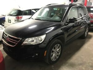 2010 VOLKSWAGEN TIGUAN AWD|ACCIDENT FREE|NAVI|BACK UP CAMERA!