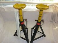 Axle Stands 2