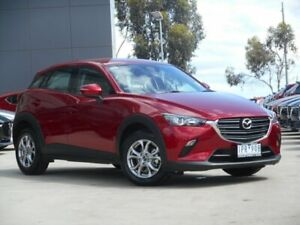 2019 Mazda CX-3 DK4W7A Maxx SKYACTIV-Drive i-ACTIV AWD Sport Soul Red Crystal 6 Speed Ravenhall Melton Area Preview