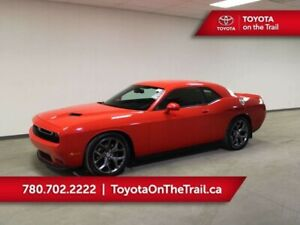 2015 Dodge Challenger SXT; LOW KM!! 305 HP!!! BACKUP CAMERA, SMA