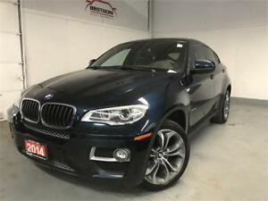 NO ACCIDENT2014 BMW X6 xDrive35i|M PKG|HEADSUP|NAV|CAM|1OWNER|