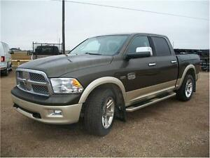 2012 Ram 1500 Laramie Longhorn Leather DVD We Finance Warranty