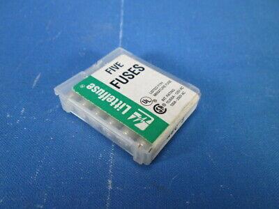 Genuine Littlefuse Tin Agc 3 5 Pack 3 Amp Free Shipping New Oem Lqqk