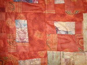 Quilt / Bedspread, Home Made, Titled 1968 Revisited Oakville / Halton Region Toronto (GTA) image 4