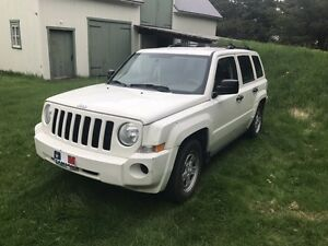 2007 Jeep Patriot VUS