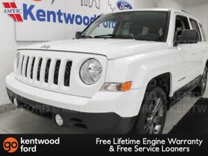 2015 Jeep Patriot SPORT 4x4 high altitude with sunroof and heate
