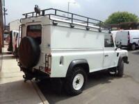 2011 Land Rover Defender 2.4 110 TD HARD TOP 2d 121 BHP SUV Diesel Manual