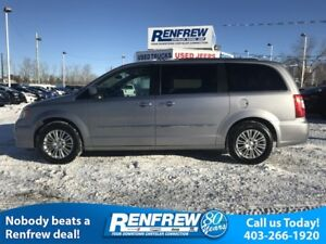 2015 Chrysler Town & Country Touring w/Leather & DVD