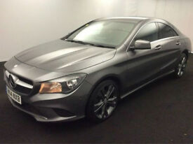 image for Mercedes-Benz CLA 220 2.1CDI 170 7G-DCT Sport BUY FOR ONLY £249 A MONTH, FINANCE