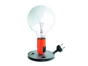 lampadina design : Dettagli su FLOS LAMPADINA DA TAVOLO DESIGN ARANCIONE LUME ARREDAMENTO ...