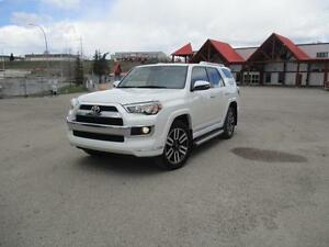 2015 Toyota 4Runner LImited Navigation 7 Seater