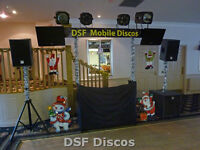 DSF Mobile Disco & Karaoke service, 25 years experience.