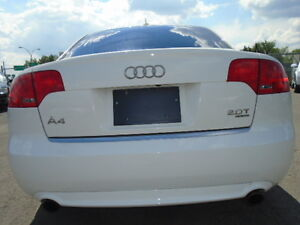 2006 Audi A4 S-LINE-QUATTRO-AWD-LEATHER-SUNROOF-6 SPEED Edmonton Edmonton Area image 15