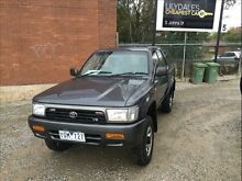 1992 Toyota 4 Runner RV6 (4x4) RV6 (4x4) 5 Speed Manual 4x4 Wagon Lilydale Yarra Ranges Preview