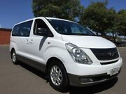 2012 Hyundai iMAX TQ MY11 5 Speed Automatic Wagon Clarence Gardens Mitcham Area Preview