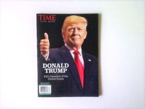 NEW Time - Special Edition - Donald Trump