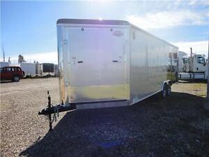 Cargo Mate 8 x 22 TA3 V-Nose trailer
