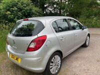 Vauxhall, CORSA,SE, Hatchback, 2011, 5 doors, 12 Months MOT, 1.4 Petrol