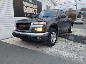 2010 GMC Canyon TRUCK 2WD EXT CAB 4 PASSENGER 2.9 L