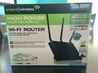 Amped Wireless RTA15 - Latest AC Wireless High Power Router