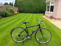 Man's Road Bike (Sirrus Elite) for Sale( Enhanced Butted Aluminium) - Now reduced to £300.00!