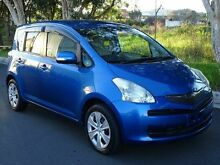 2008 Toyota Ractis WELCAB SLOPER Blue 4 Speed Automatic Hatchback Taren Point Sutherland Area Preview