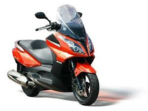 2015 KYMCO Downtown 300i (Red)
