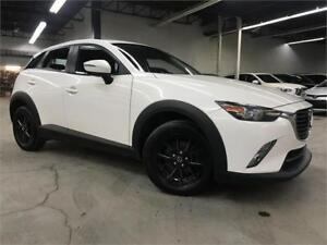 MAZDA CX-3 GS AWD 2016 / 2.0L / NAVI / CAMERA / DEMARREUR !!