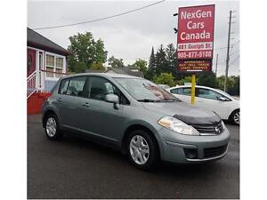 2010 Nissan Versa 1.8 S   Easy Car Loan Available for Any Credit