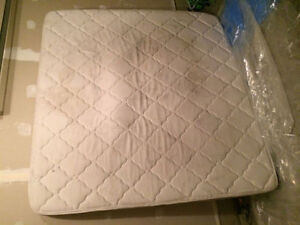 king mattress in good condition