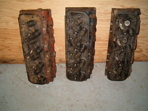 Single B.B.Chevy truck heads(3)