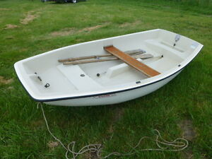 Boston Whaler Squall Sailing Dingy - Very Rare !! Tender