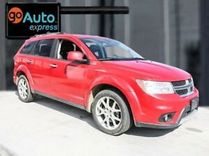 2016 Dodge Journey R/T, 3.6L V6, Leather, Remote Start, Accident