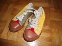 Schnürschuhe, Sneaker, Größe 30, im Farbmix, von GEO Berlin - Spandau Vorschau