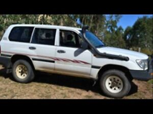 1999 Toyota Landcruiser HZJ105R (4x4) 5 Speed Manual 4x4 Wagon Lilydale Yarra Ranges Preview